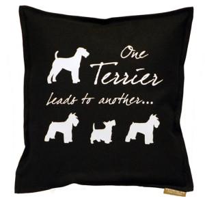 Terrier kudde